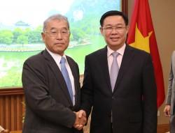 Mitsubishi muốn sớm triển khai 2 dự án nhiệt điện tại Việt Nam