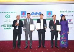 DPM: Top 3 doanh nghiệp niêm yết có hoạt động IR tốt nhất 2019