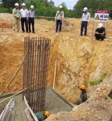 Vướng mặt bằng, nhiều dự án lưới điện ở Quảng Trị chậm tiến độ