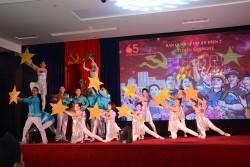 Ban QLDA Điện 2 với hội diễn 'Nguồn tin yêu'