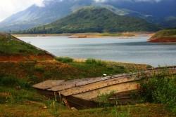 Thiếu nước, Công trình thủy điện, thủy lợi Quảng Trị dừng hoạt động