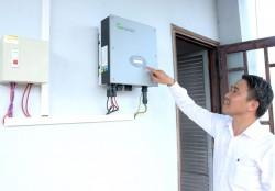 Hiệu quả từ điện mặt trời trên mái nhà tại miền Trung, Tây Nguyên