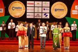 Quacontrol được vinh danh 'Nhãn hiệu nổi tiếng Việt Nam'