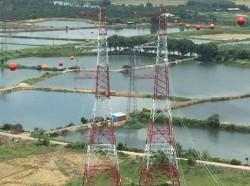 Thêm công trình giải tỏa công suất cho Trung tâm Điện lực Vĩnh Tân