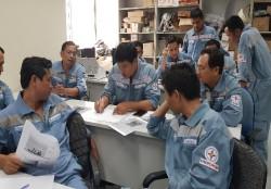 Nhiệt điện Phú Mỹ với công tác an toàn vệ sinh lao động