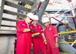 Thành tích an toàn là lợi thế cạnh tranh của PV Drilling trên trường quốc tế