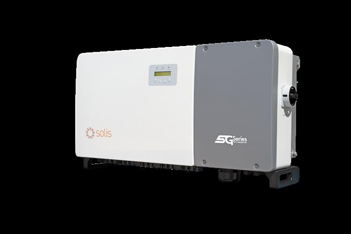 Biến tần Solis cải thiện LCOE cho các giải pháp điện mặt trời thương mại