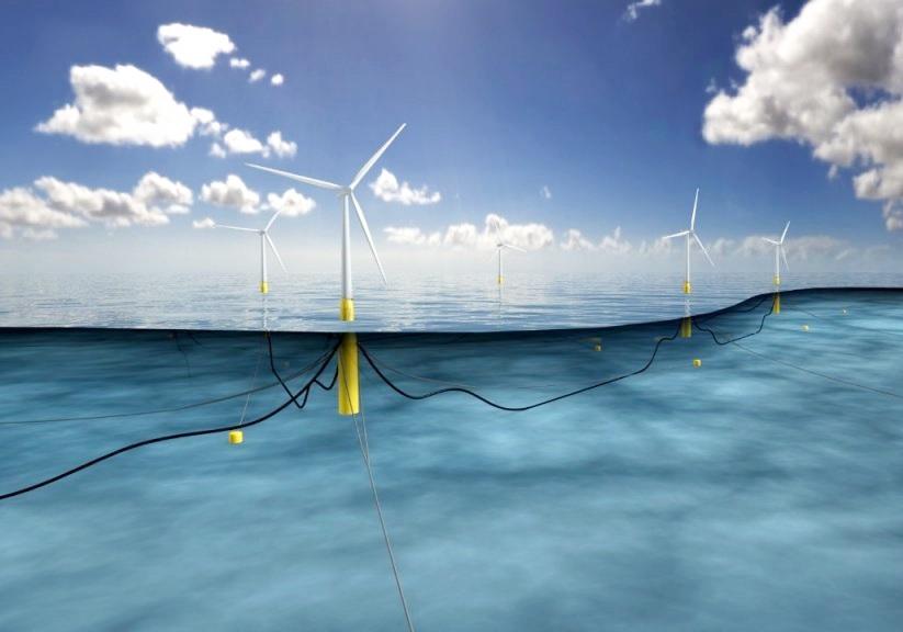 Kiến nghị 'miễn tiền thuê mặt biển' cho các 'dự án điện gió trên biển'