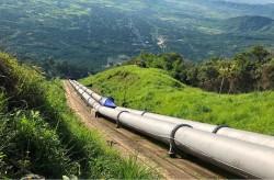 Hoàn thành trung tu đường ống thủy áp Thủy điện Đa Nhim và Sông Pha