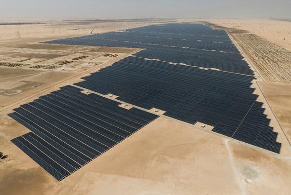 Ký hợp đồng mua bán điện dự án điện mặt trời lớn nhất thế giới tại Abu Dhabi