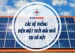 Danh sách đường dây, TBA có khả năng đấu nối điện mặt trời mái nhà ở Hà Nội