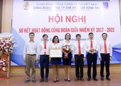 Công đoàn KVT sơ kết hoạt động giữa nhiệm kỳ 2017 - 2022