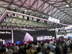 JinkoSolar ra mắt mẫu pin mặt trời mới Tiger Pro 610 W