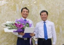 Công bố Quyết định bổ nhiệm Giám đốc Ban Quản lý dự án Truyền tải điện
