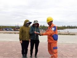 PC Hà Tĩnh tăng cường đảm bảo an toàn điện mùa mưa bão