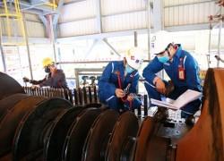 BSR làm chủ công nghệ, kỹ thuật trong bảo dưỡng máy nén
