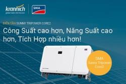 Krannich Solar cung cấp biến tần mới cho thị trường Đông Nam Á