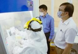BSR bàn giao hệ thống máy xét nghiệm SARS-CoV-2 cho tỉnh Quảng Ngãi