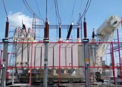 Đóng điện công trình nâng công suất Trạm biến áp 220 kV Bến Tre