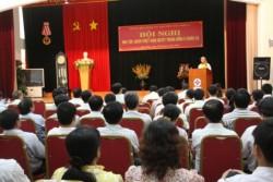 Đảng bộ Truyền tải điện 2: Học tập, quán triệt Nghị quyết Trung ương 5