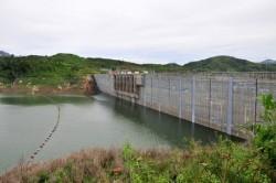 Chưa tích nước thủy điện Sông Tranh 2