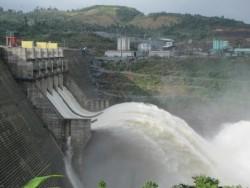 Đập thủy điện Sông Tranh 2 an toàn và ổn định