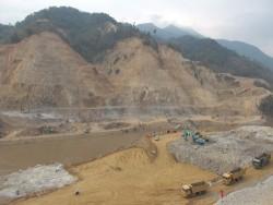 Bàn giao mặt bằng khu tái định cư Thủy điện Lai Châu