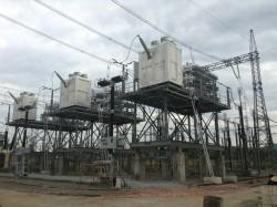 Đóng điện công trình nâng dung lượng tụ bù dọc ĐZ 500kV Đà Nẵng - Hà Tĩnh
