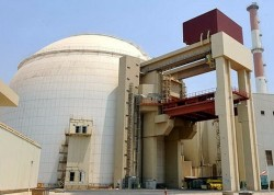 Iran tiếp nhận quyền quản lý Nhà máy điện hạt nhân Bushehr