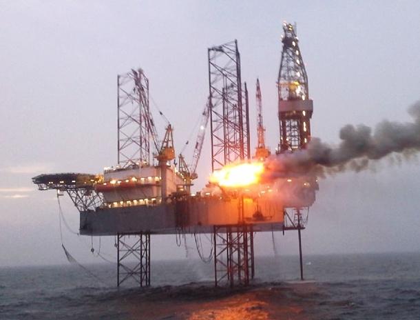 Российско-вьетнамское нефтяное СП начало добычу на месторождении Катам во Вьетнаме