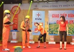 EVN NPC khai mạc Hội thi giao tiếp khách hàng giỏi 2014