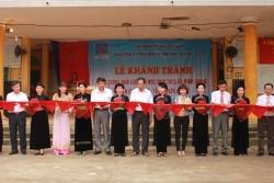 PVFCCo khánh thành nhà lưu trú cho học sinh tại Tuyên Quang