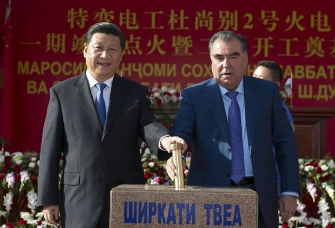 Khởi công dự án cung cấp khí đốt từ Trung Á cho Trung Quốc