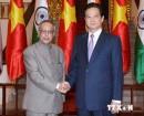 Quan hệ Việt Nam - Ấn Độ lên tầm cao mới