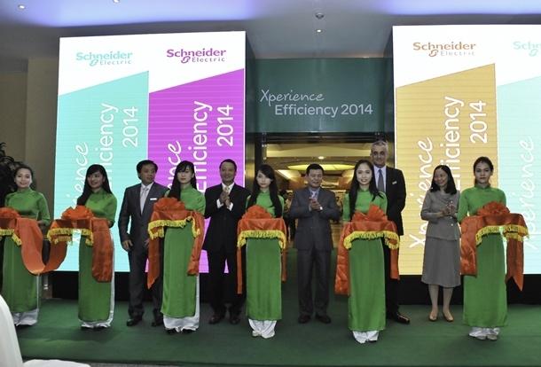 """Lần đầu """"Trải nghiệm năng lượng xanh và hiệu quả"""" đến Hà Nội"""