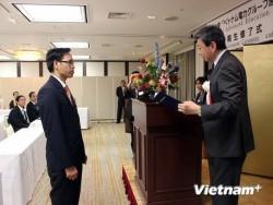 Tốt nghiệp khóa đào tạo đầu tiên dự án điện hạt nhân Ninh Thuận 2