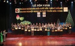 """EVN NPC được tôn vinh là """"Doanh nghiệp mạnh và phát triển bền vững"""""""