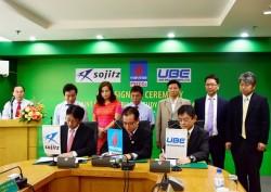 PVFCCo, UBE và Sojitz ký Biên bản ghi nhớ