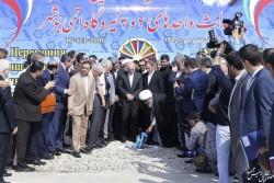 Khởi công xây dựng Nhà máy điện hạt nhân Bushehr 2