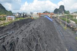 Sẽ xây dựng Trung tâm chế biến và kho than vùng Hòn Gai