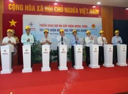 Thêm 1.800 hộ dân ở Hậu Giang sẽ có lưới điện quốc gia