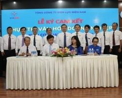 EVN SPC cam kết thực thi văn hóa doanh nghiệp