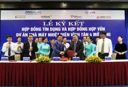 Ký hợp đồng tài trợ vốn cho Nhiệt điện Vĩnh Tân 4 (mở rộng)