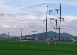 Đã khôi phục xong lưới điện bị sự cố do bão số 10