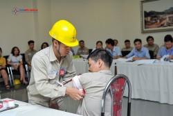 Công ty Thủy điện Sơn La tổ chức thành công Hội thi ATVSV giỏi