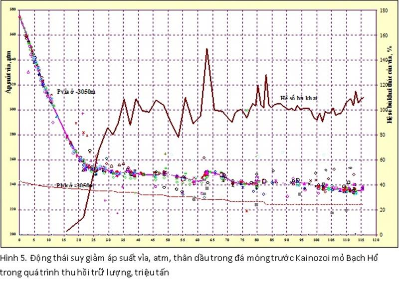 Thân dầu trong đá móng mỏ Bạch Hổ và những đóng góp cho khoa học dầu khí thế giới 6