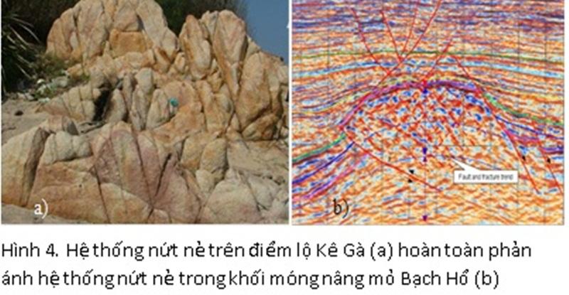 Thân dầu trong đá móng mỏ Bạch Hổ và những đóng góp cho khoa học dầu khí thế giới 5