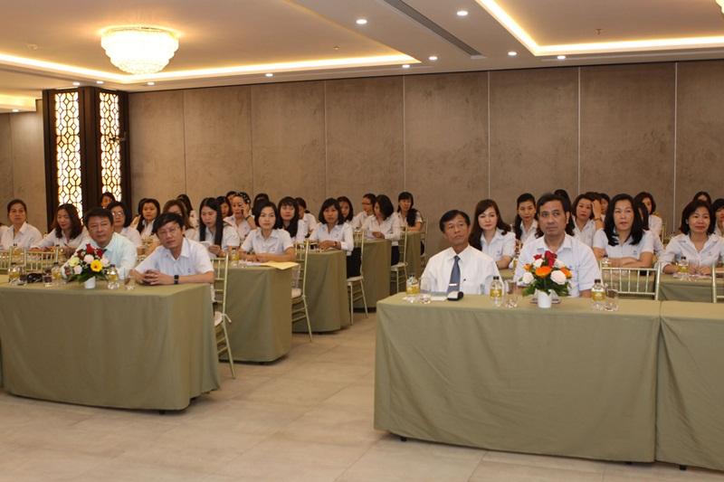 EVNNPT đào tạo kỹ năng lãnh đạo cho nhân sự nữ 3