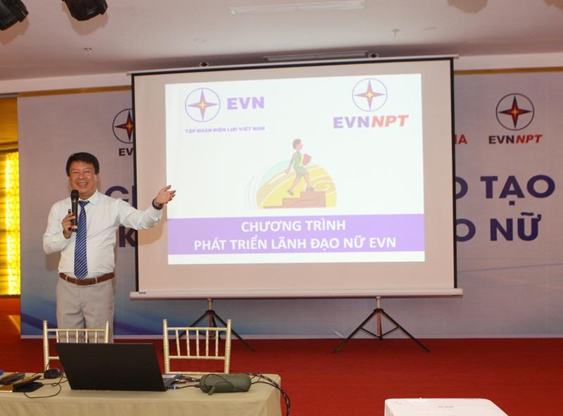 EVNNPT đào tạo kỹ năng lãnh đạo cho nhân sự nữ 4
