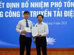 Công bố quyết định bổ nhiệm Phó tổng giám đốc EVNNPT
